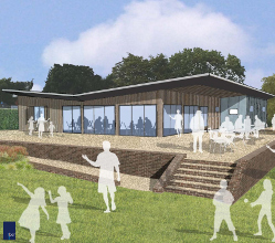 Your District Council has given the Ashbourne Sports and Community Partnership the commitment of a long term lease and a £70,000 cash injection to help transform the Pavilion complex on the town's Recreation Ground.