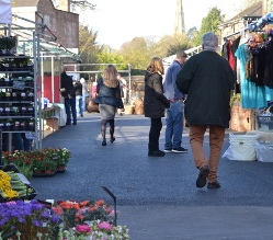 Councillors will debate this evening (Thursday 16 November) the future of stall markets in Ashbourne, Matlock and Wirksworth that are currently costing local Council Tax payers almost £64,000 a year to keep open.