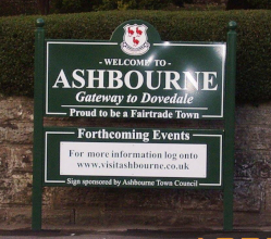 We organised a by-election for 1 seat on Ashbourne Town Council in Belle Vue Ward on 15 August.