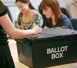 Voting in the Wirksworth Town Council by-election takes place on 26 May