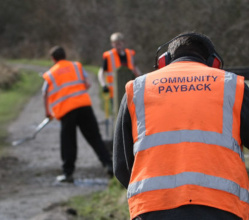 Your District Council is to launch a Community Payback Scheme to tackle improvement projects in the Derbyshire Dales that we don
