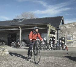 Four new cycle guides have been published by the Pedal Peak for Business project.