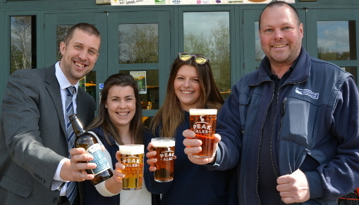 The Cowshed Beer Festival photoshoot launch