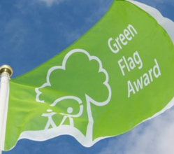 Our Hall Leys Park in Matlock has been recognised by the international Green Flag Award Scheme as one of the best in the world – for a 12th consecutive year.