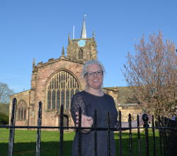Your District Council has completed its project to restore and protect the railings around St Mary's Churchyard in Wirksworth to halt degradation.
