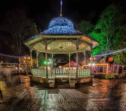 The coundown has begun to the 23rd annual Victorian Matlock Christmas Weekend & Markets, which takes place in our fabulous Hall Leys Park from 1-3 December.
