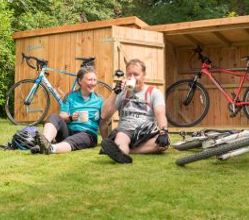 Pedal Peak for Business, a joint project by the Peak District National Park Authority and Derbyshire Dales District Council, has offered grants totalling £104,000 to nearly 50 local businesses since launching in 2017.