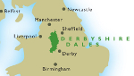 A few key facts about the Derbyshire Dales